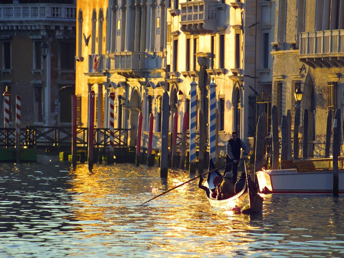1152_Grand Canal, Venice, Italy